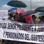 A sanear al Isssteson se compromete el gobernador Alfonso Durazo